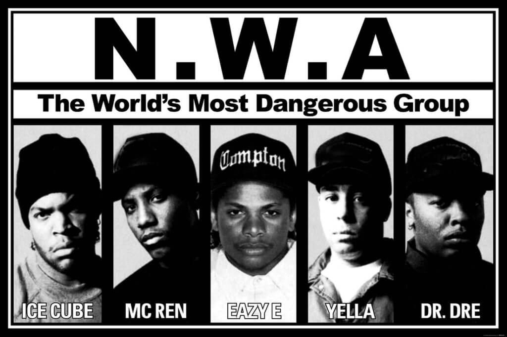 NWA fuck da police