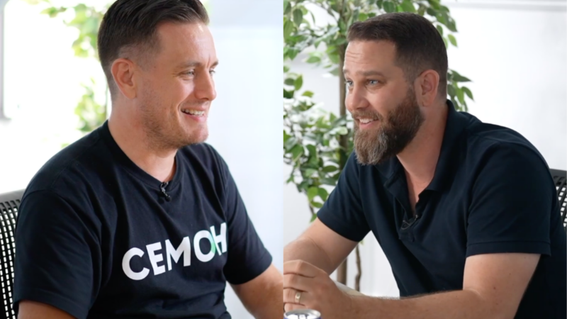 Cemoh100: The Lessons I've Learned From 99 Marketing Podcasts with Simon Bell