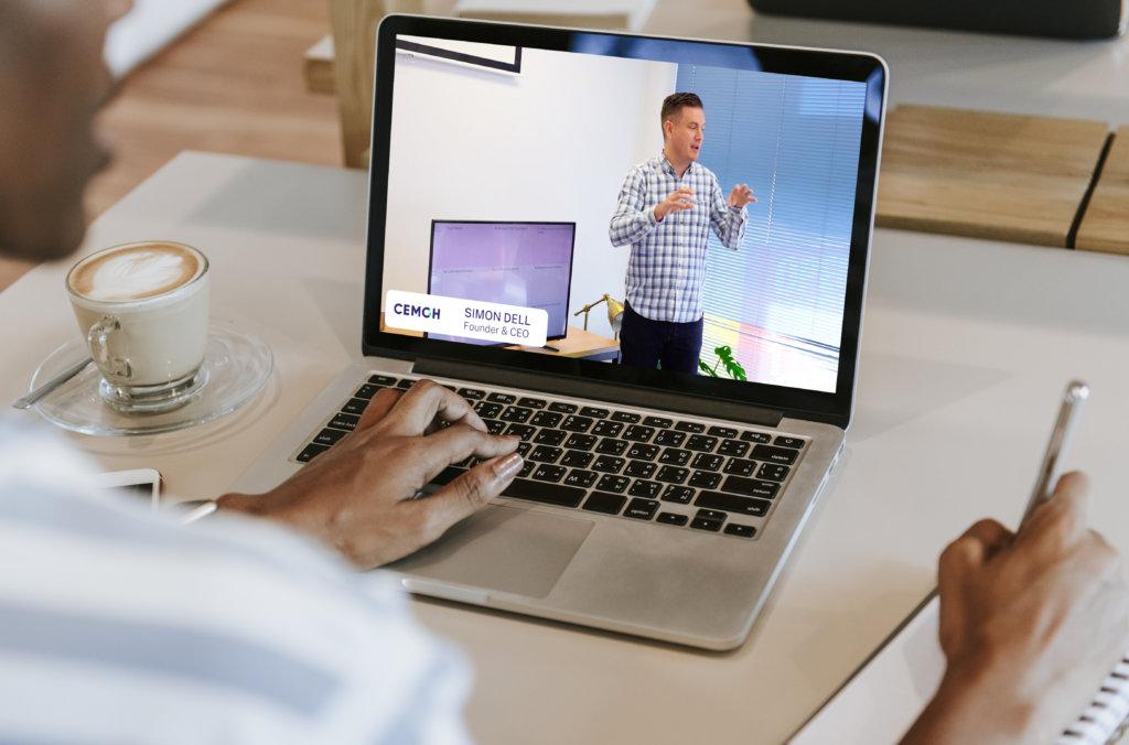 Simon Dell marketing speaker