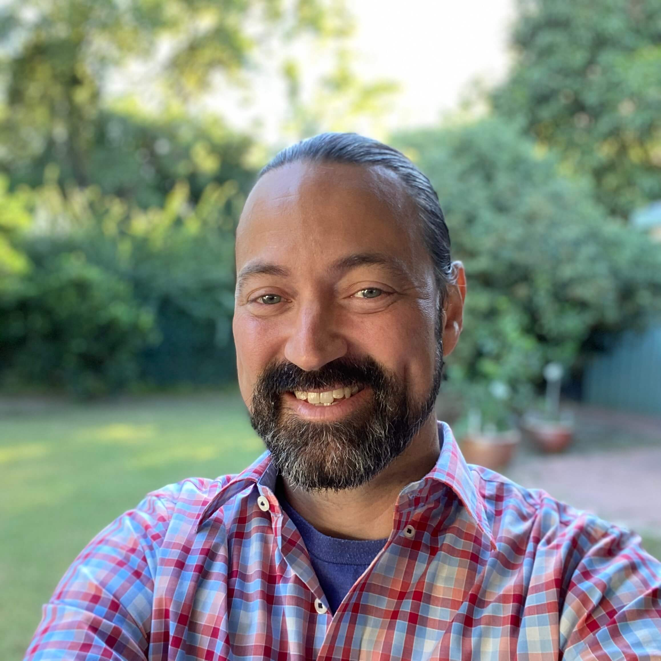 Alan Blair Headshot